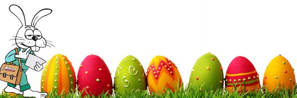 Šťastné a veselé Velikonoce!